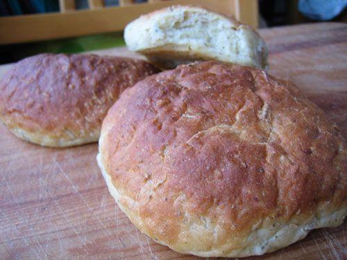 potato rosemary rolls | jedi 2 | Pinterest