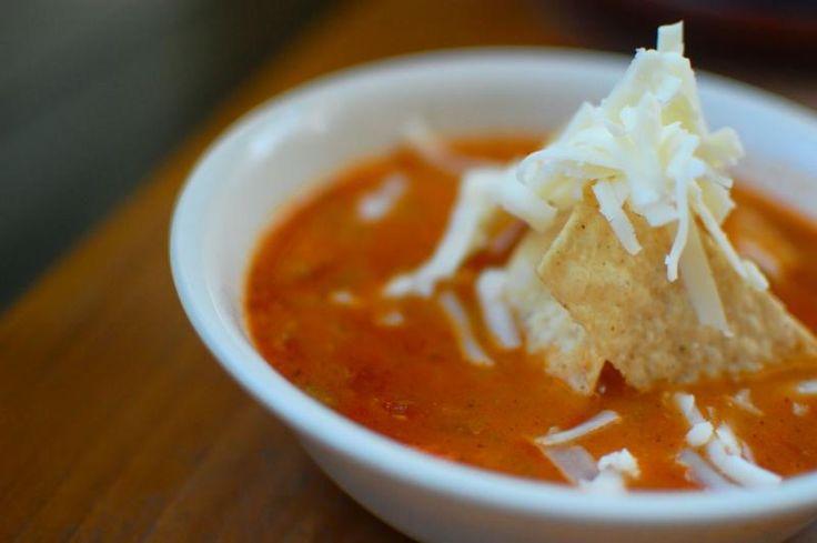 Chicken Tortilla Soup | Cooking: Soups & Stews | Pinterest