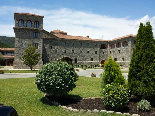 Boltana Spain  city photos gallery : Monasterio de Boltaña. Huesca. España | MONASTERIOS | Pinterest