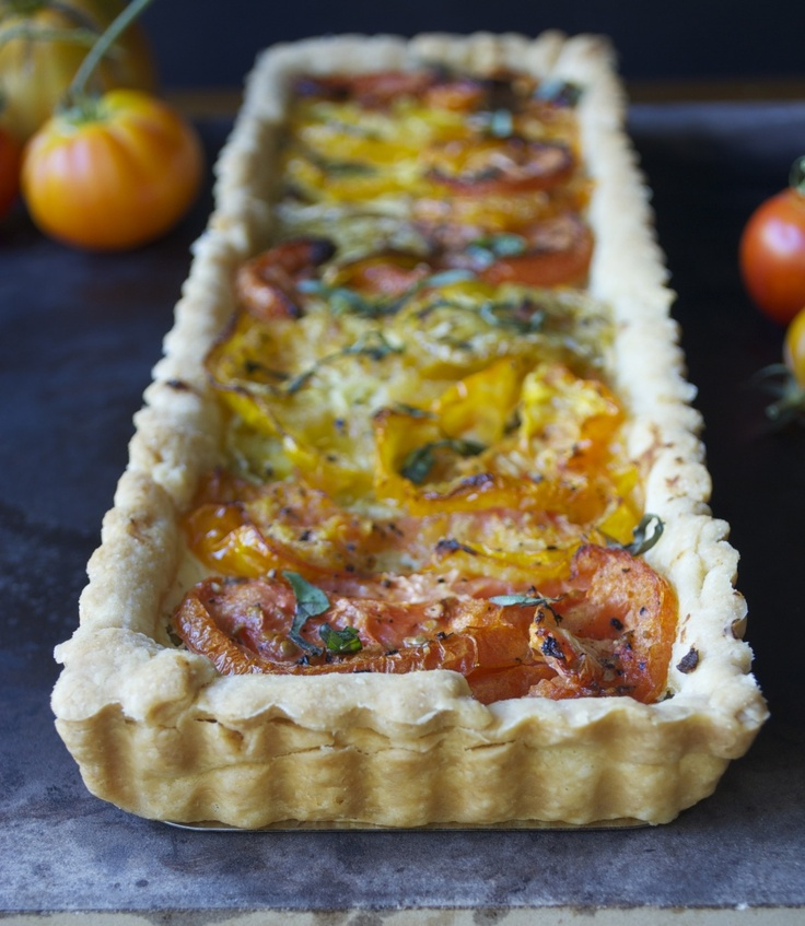 More like this: heirloom tomato tart , goat cheese and cheese tarts .