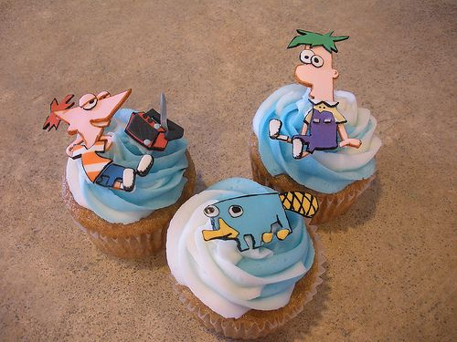Love Phineas and Ferb..and who doesn't LOVE Perry the Platypus :)
