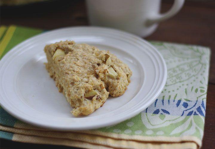 Peach + ginger scones | Fooood: Bkfst | Pinterest