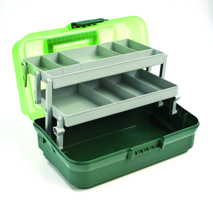 Pin by i m edelstein on tackle box pinterest for Best fishing tackle box