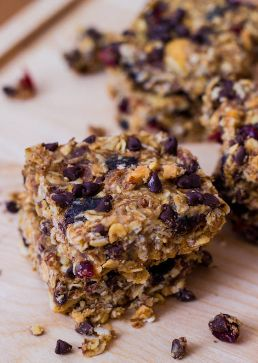 Chewy trail mix bar | A Balanced Diet is a Cookie in Each Hand | Pint ...