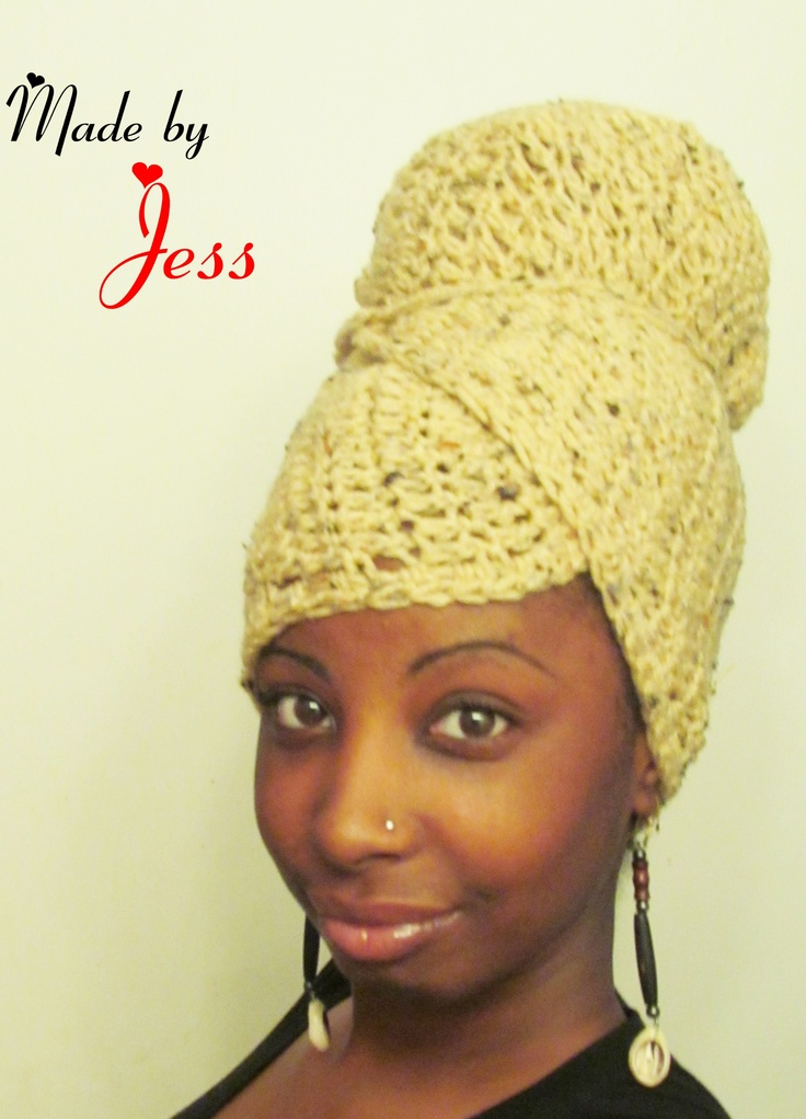 Crochet Head wrap FREE PATTERN! Head wraps Pinterest