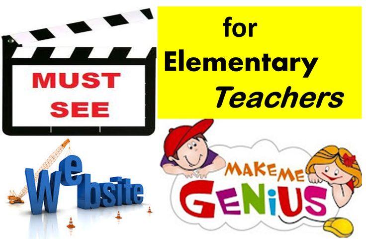 Elementary Classroom Websites ~ Website for elementary school teachers classroom