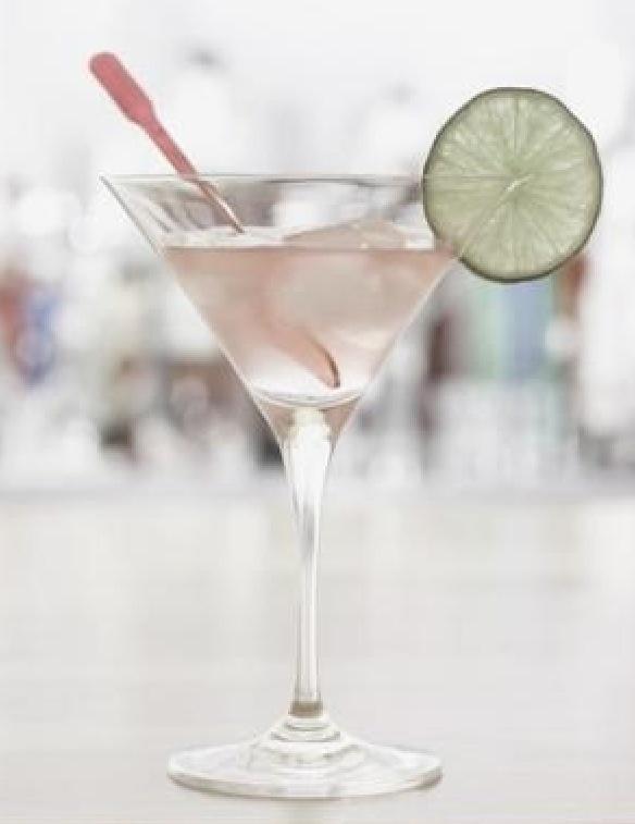 white orchid vodka cocktail | Drinks | Pinterest