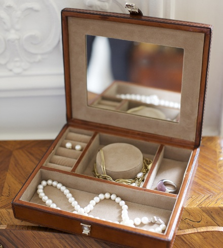 Jewellery Cases - Balmuir - Exclusive Collection