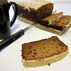 Peanut Butter Banana Bread with Chocolate Chips  *Repinned by www.maplegrove.macaronikid.com