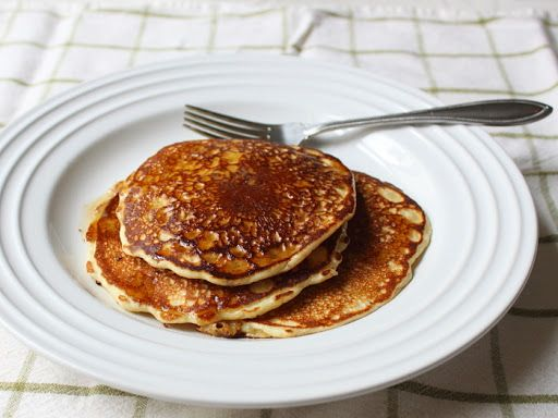 Grandma Kellys Good Old Fashioned Pancakes Really Measure Up