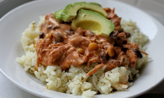 Crock Pot Chicken A La Criolla Recipes — Dishmaps