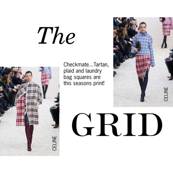 """The Grid"" by helenmoorearthur-1 on Polyvore"