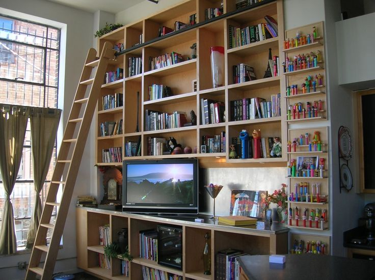 Apartment Organization Glamorous With Library Bookshelf with Ladder Pictures