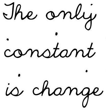 Change quote via Carol's Country Sunshine on Facebook
