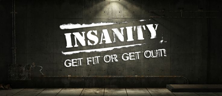 Insanity for your Facebook Cover! #insanity #shaunt # ...