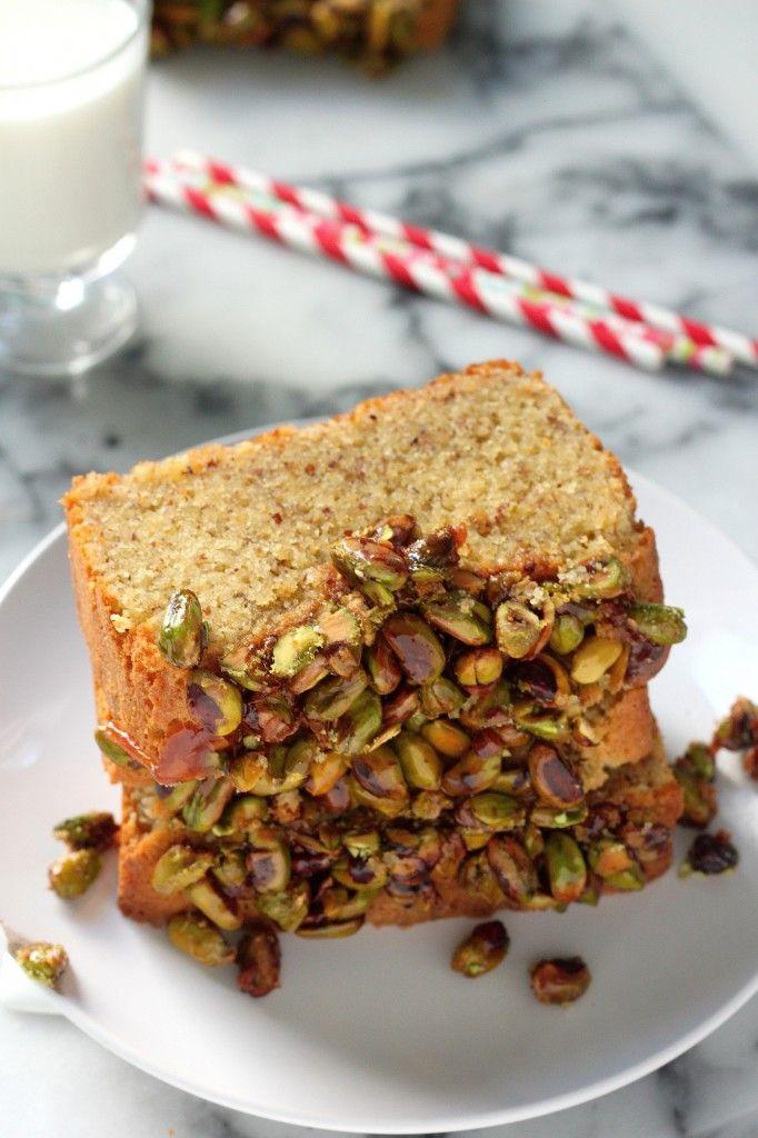 Pistachio Pound Cake | Desserts/Baked Goodies | Pinterest