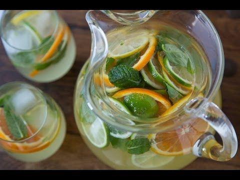 Citrus and Pineapple Sangria | Food & Drink | Pinterest