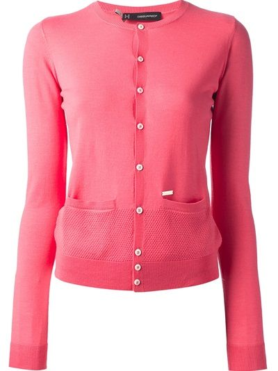 DSQUARED2 - round neck cardigan 6   I Need a Bigger Closet.   Pintere ...