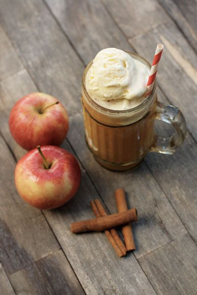 ... recipes. stories. life, from scratch. » spiked apple cider floats