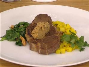 Yum! Enjoy the taste of St. Louis wherever you are with this braised pork recipe.