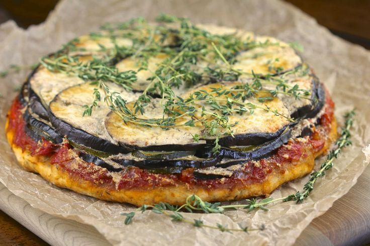 The Devil's Food Advocate: Ratatouille Tart