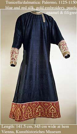 12th century Dolman Tunic