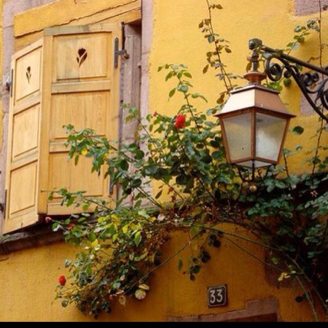 Tuscan Yellow
