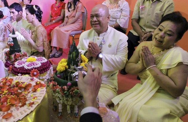 VALENTINES DAY IN THAILAND
