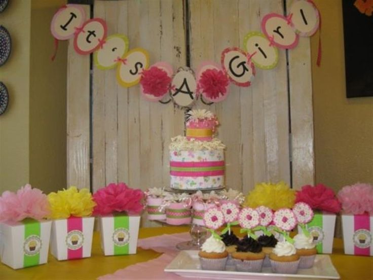 bing girl baby shower ideas its a girl everything pinterest