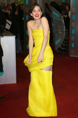Red Carpet Mishaps When Dresses Attack: 1...