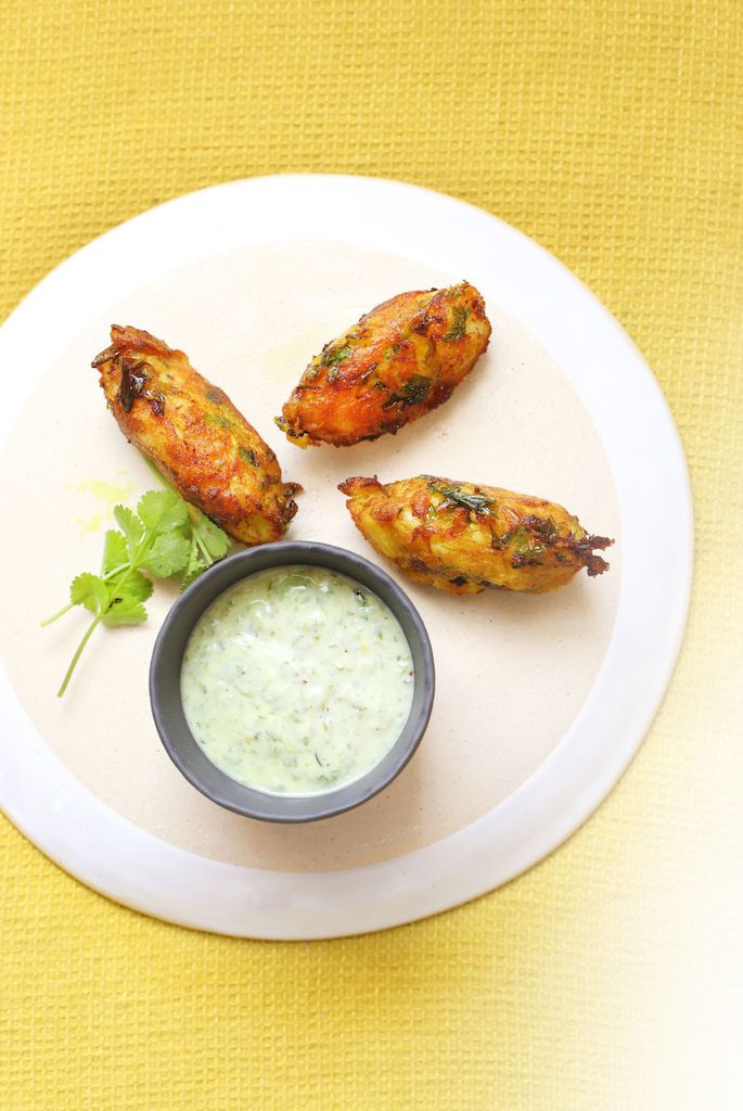 ... indian potato fritters recipes dishmaps indian potato fritters