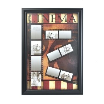 Cinema collage photo frame great creations pinterest