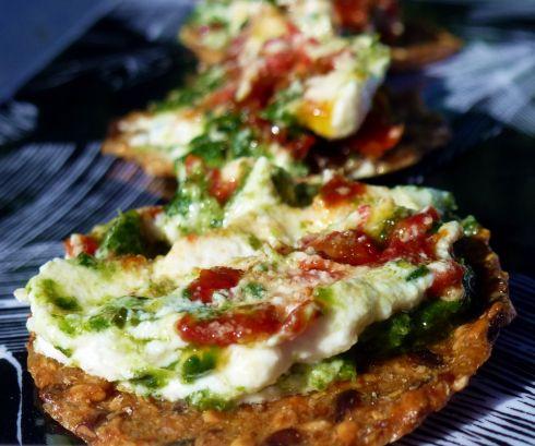 Basile Pesto & Dried Tomato Veese Dip