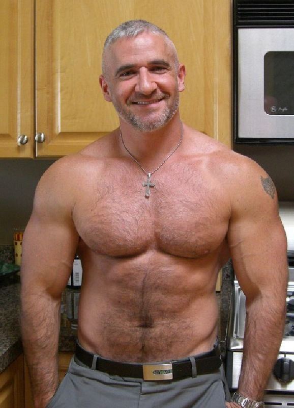 Hairy Muscle Daddy. Men. Scruff. Dream Daddy. | Men ...