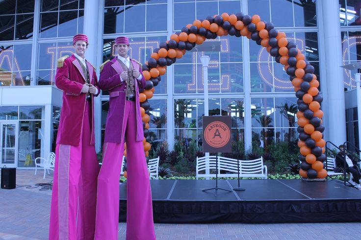 Grand Inauguration