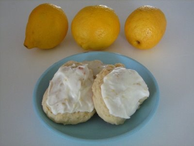 Lemon Sunshine Cookies | Recipes | Pinterest