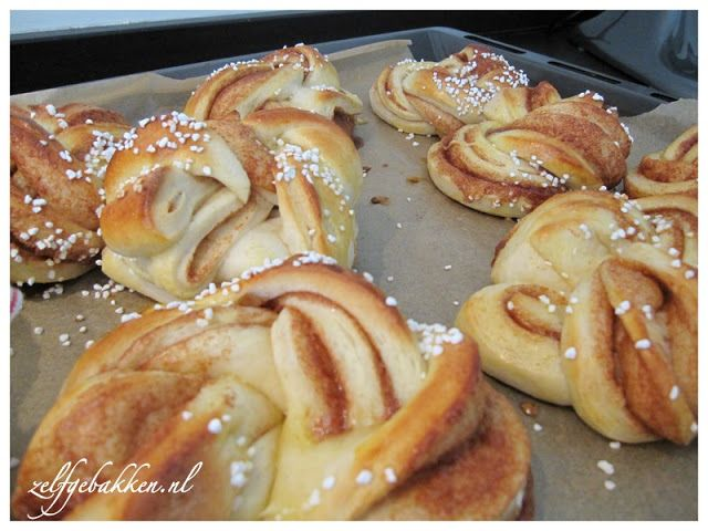 Cinnamon Knots | Sweet recipes | Pinterest