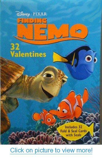 valentines day cards nemo