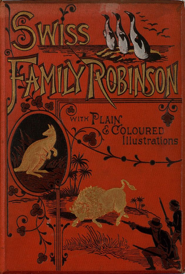 book review for the swiss family robinson