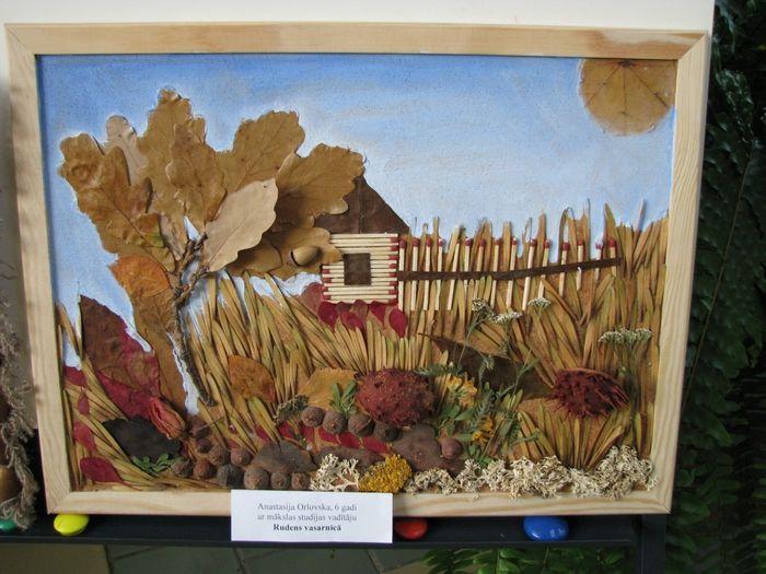 Поделка а садик осень 85