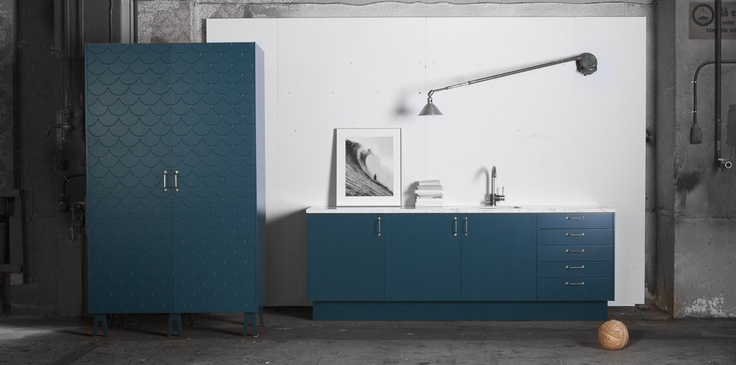 Ikea Glass Cabinet Fabrikor ~   by Superfront com on Superfront on Ikea Faktum kitchen cabinets
