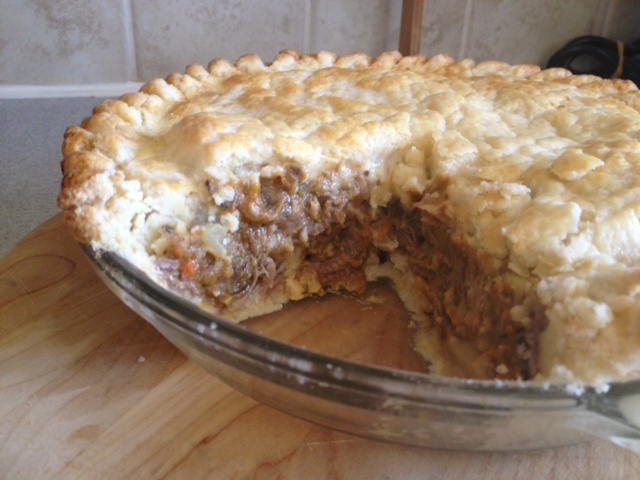 Gluten Free Beef Pot Pie | Gluten Free and/or Dairy Free | Pinterest