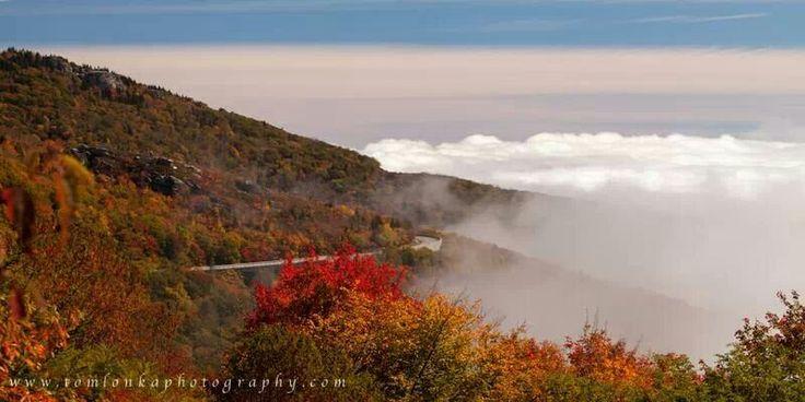 North Carolina >> Blowing Rock, North Carolina. .   Fall..   Pinterest