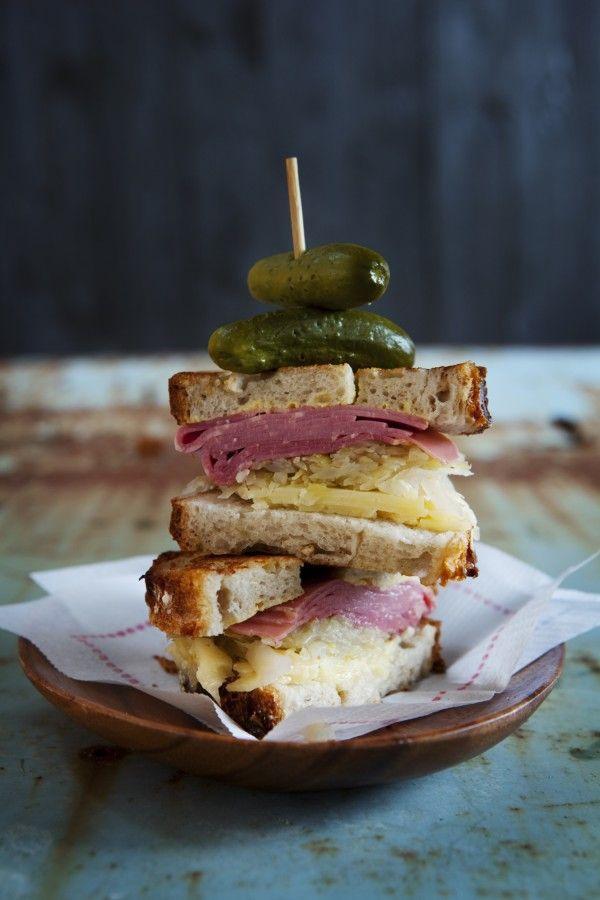 Reuben Sandwich Photo Ulrika Ekblom Styling Liselotte Forslin ...