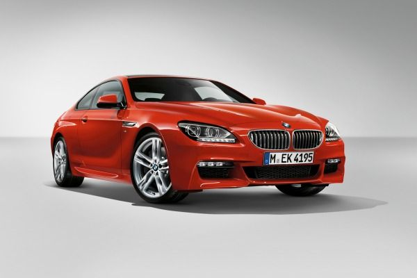 2014 BMW 640i Coupe M Sport Edition