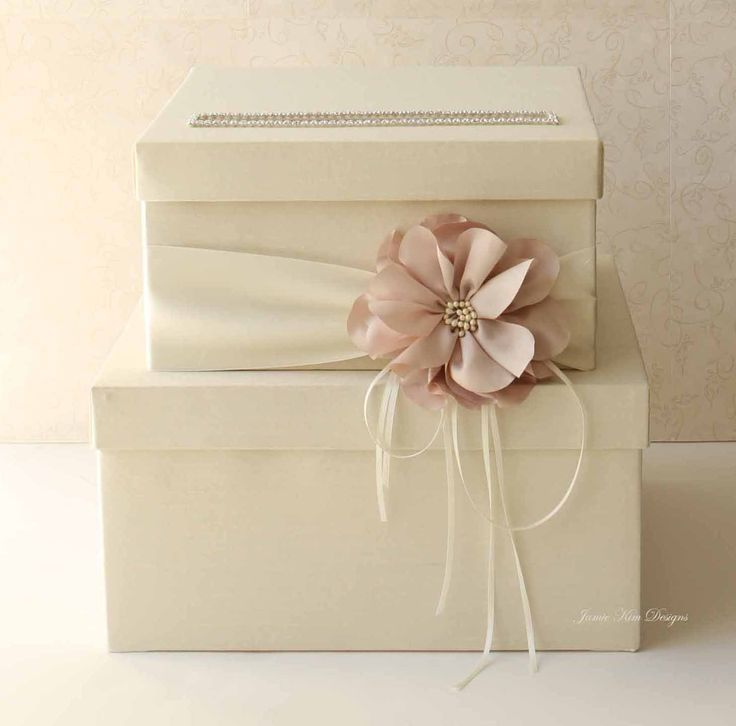 Wedding Card Box Wedding Money Box Gift Card BoxCustom Made