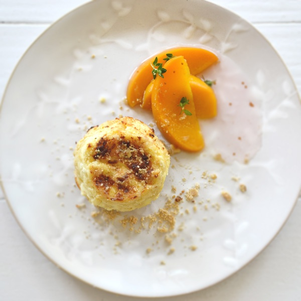 Goat cheese souffle. | Food and Drink | Pinterest