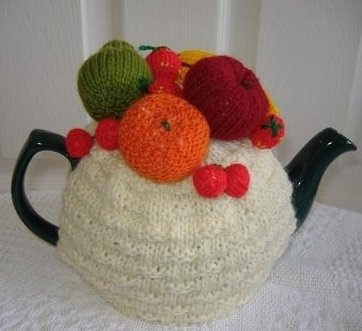 Knitting Pattern For Strawberry Tea Cosy : FREE STRAWBERRY TEA COSY KNITTING PATTERN - VERY SIMPLE ...