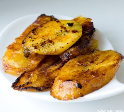 plantains.. or as we say in Costa Rica platanos maduros - great for ...