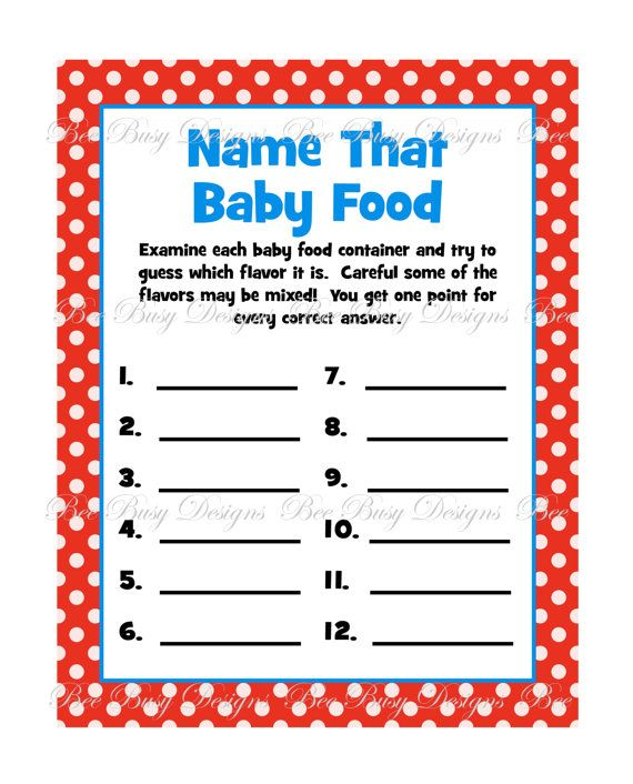 Dr seuss baby shower food fun printable dr seuss baby food